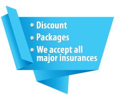 Discount packages insurances